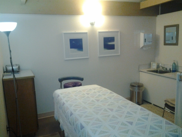 Upper Massage Room