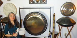 Gong and Sacred Sound Journey with Viola Rose